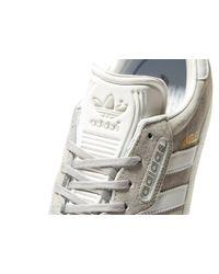 Adidas Gray Gazelle Super Essential for men