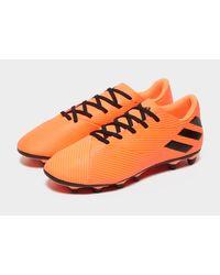 InFlight Nemeziz 19.4 FG Adidas de color Orange