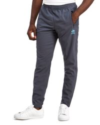 Adidas Originals Gray Superstar 2.0 Poly Track Pants for men