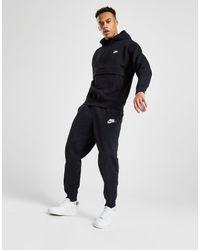 Nike Foundation Half Zip Hoodie in Black für Herren