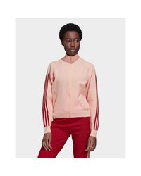 Adidas Originals Pink Id Track Top