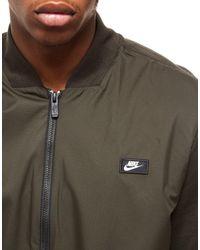Nike - Green Modern Track Top for Men - Lyst