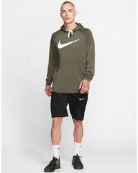 Nike Green Dri-fit Men's Training Hoodie for men