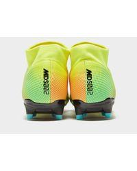 Nike Mercurial Dream Speed Superfly Academy FG Herren in Green für Herren