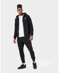 Reebok Black Classics French Terry Sweatpants for men