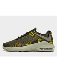 Nike Green Air Max Alpha Trainer for men