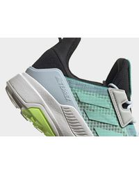 Adidas Multicolor Terrex Trailmaker Gore-tex Hiking Shoes