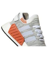 Adidas Originals | White Nmd_r2 Boost Primeknit for Men | Lyst