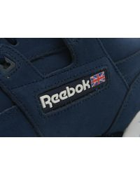 Reebok Blue Workout Plus for men