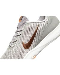 Nike Gray Flex Trainer 7