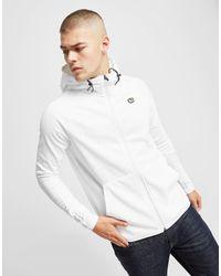 Nike White Tottenham Hotspur Hoodie Herren