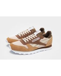 Reebok - Brown Classic Leather Mcc for Men - Lyst