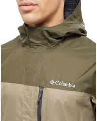 Columbia - Multicolor Pouring Colourblock Jacket for Men - Lyst