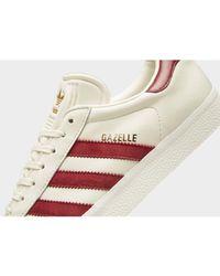 Adidas Originals White Gazelle for men