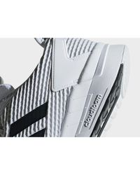 Adidas Originals White Questar Ride Shoes for men