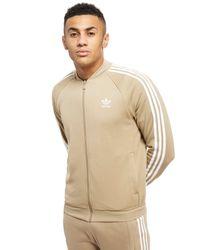 Adidas Originals Multicolor Superstar Poly Track Top for men