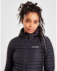 Veste Nula Micro Matelassée Femme Berghaus pour homme en coloris Black