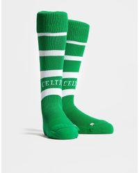 New Balance Green Celtic Fc 2018/19 Home Socks for men