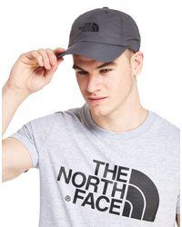 The North Face Gray Horizon Ball Strapback Cap for men
