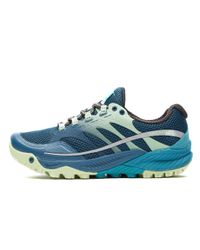 Merrell | Blue All Out Charge Women's | Lyst