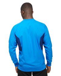 Umbro Blue Everton Fc Training Drill Top for men