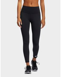 Adidas Black Believe This 2.0 Lace-up 7/8 Tights
