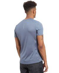 Nike - Gray Dry Miler T-shirt for Men - Lyst