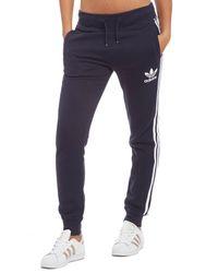 Adidas Originals Blue California Tracksuit Bottoms