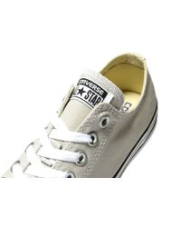 Converse White All Star Ox for men