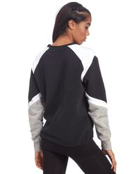 Ellesse Gray Scafiti Crew Sweatshirt
