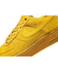 Nike Yellow Air Force 1