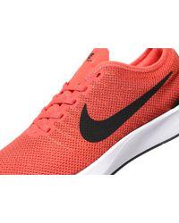 Nike Red Dualtone Racer Sol for men