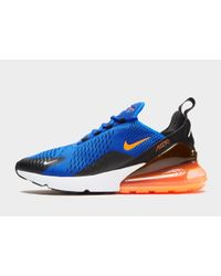 Nike - Blue Air Max 270 for Men - Lyst