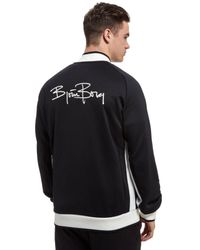 Björn Borg Black Signature ́72 Track Jacket for men