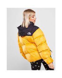 The North Face Yellow Nuptse 1996 Jacket