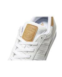 Adidas Originals White Superstar for men