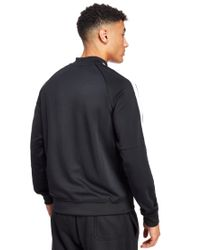 Nike | Black Tribute B-ball Poly Track Top for Men | Lyst