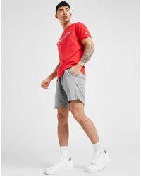 Champion Gray Tape Shorts for men