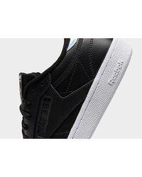 Reebok Black Club C 85 Shoes