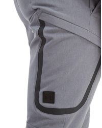 Under Armour Gray Elite Cargo Pants for men