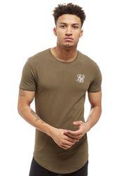 Siksilk - Green Core T-shirt for Men - Lyst
