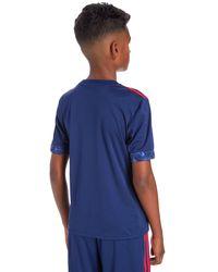 Adidas Blue Ajax 2017/18 Away Shirt Junior for men