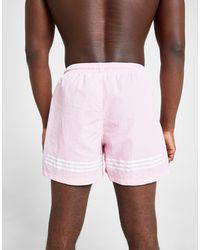 Bañador Spirit Adidas Originals de hombre de color Pink