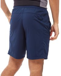 "Under Armour Blue Raid 2.0 8"" Shorts for men"
