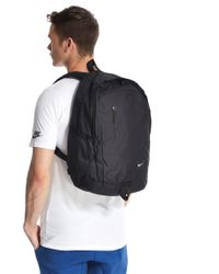 Nike Black Soleday Backpack for men