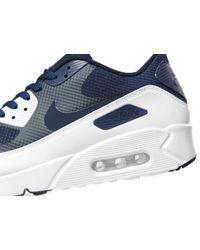 Nike - Blue Air Max 90 Ultra Essential 2.0 for Men - Lyst