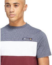 Ellesse Blue Papaver T-shirt for men