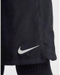 Nike Black Chall.2in1 Sht Blk for men