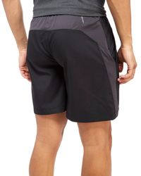 The North Face Black Reactor Shorts for men