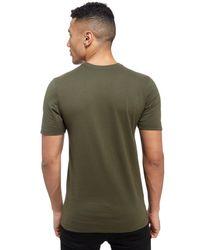 Nike Green Futura Just Do It T-shirt for men